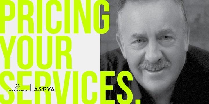 ASPYA - Pricing Your Services - Bendigo (VIC) Event Banner