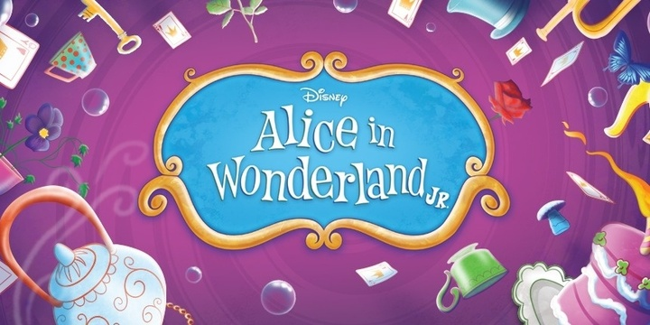 Alice In Wonderland Jr - RYDE Event Banner