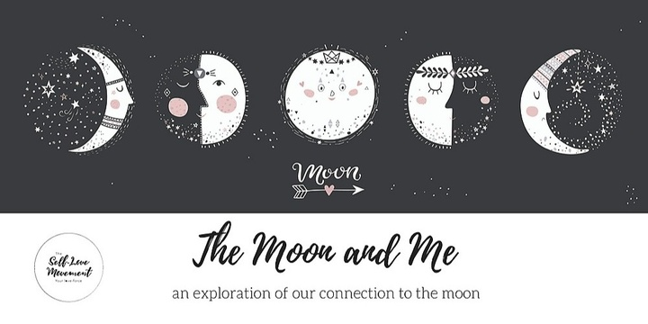 The Moon and Me Event Banner