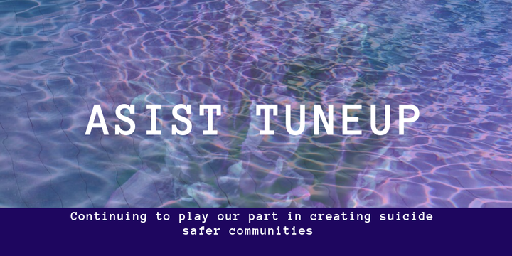 ASIST TuneUP Event Banner