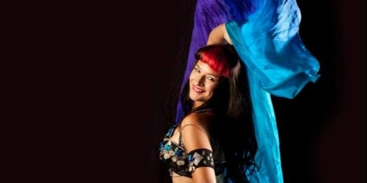 Turkish Romany Dance Classes at Earthie Yoga 5 week class pass Event Banner