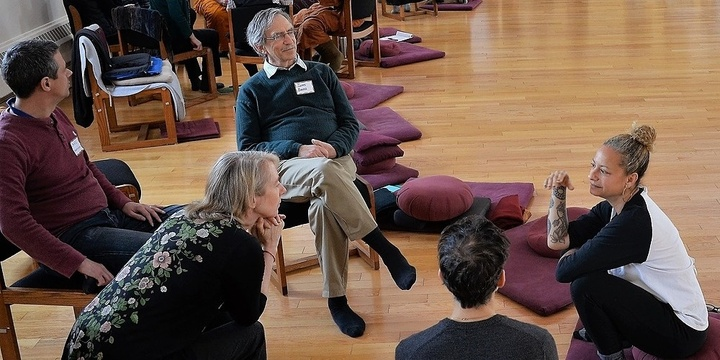 Insight Meditation + Insight Dialogue seven-day retreat - NSW Event Banner