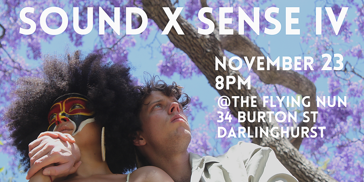 Sound and Sense IV Event Banner