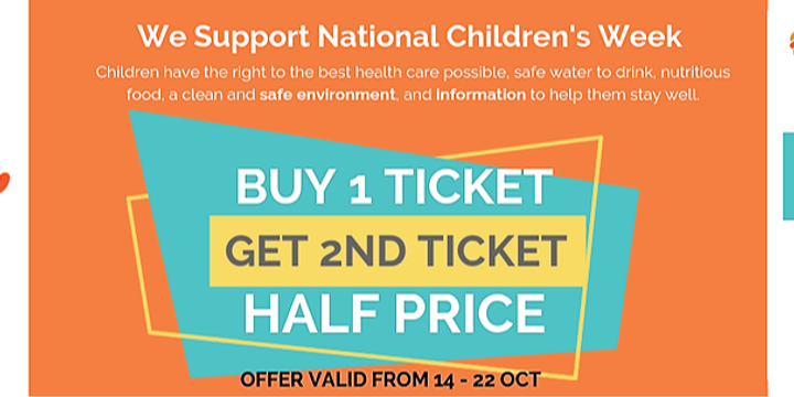 Safe Children Conference 2019 Event Banner