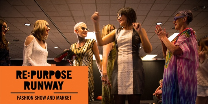 Re:Purpose Market & Runway event 10th of August at Addington Raceway Event Banner