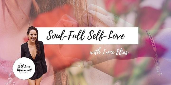 Soul-Full Self-Love // Adelaide Event Banner