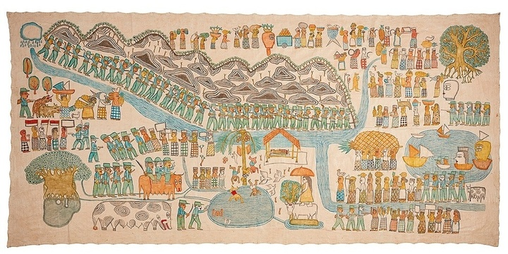 Stories for the Gods: The Ritual Painting Tradition of Bali Event Banner