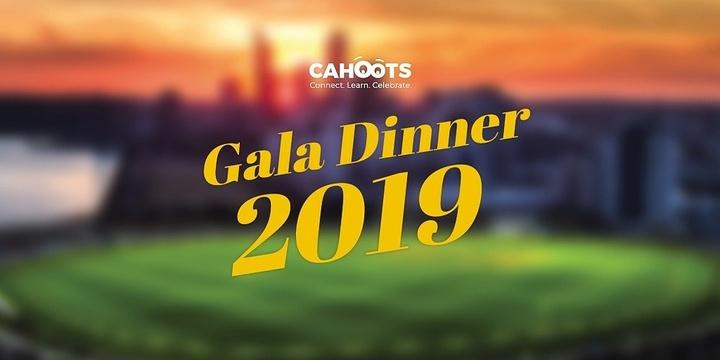 Cahoots Gala Dinner Event Banner