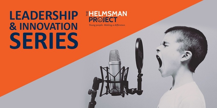 Leadership and Innovation Series Event Banner