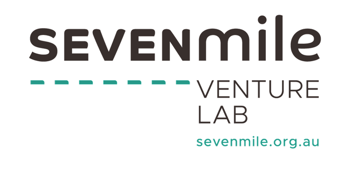 SEVENmile Venture Lab Monthly Meetup Event Banner