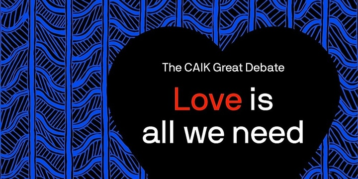 The UTS CAIK Great Debate Event Banner