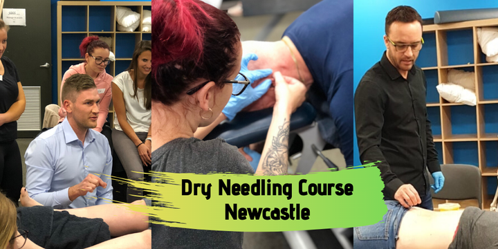 Dry Needling Course (Newcastle NSW) Event Banner
