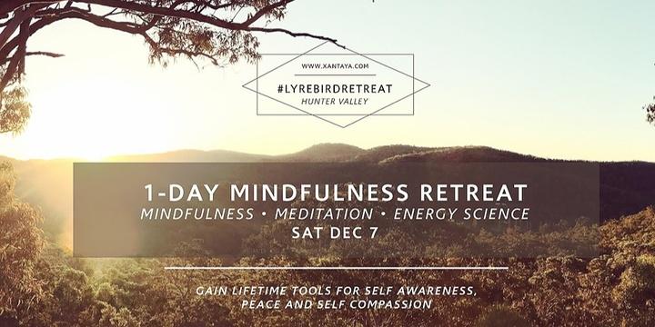 Part 1: Mindfulness Day Immersion –Lyrebird Retreat Event Banner