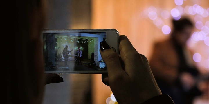 Making Videos on Portable Devices - Wednesday 29 May - North West Event Banner