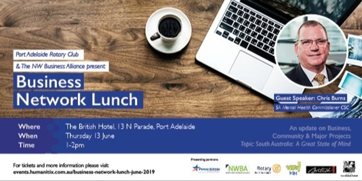 Business Network Lunch-June 2019 Event Banner