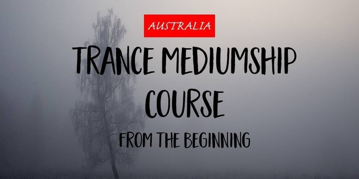 Trance Mediumship Development - PART ONE Event Banner