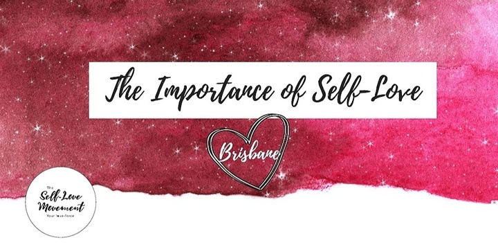 The Importance of Self-Love Event Banner