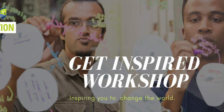 Melbourne Get Inspired Workshop - YLab Event Banner