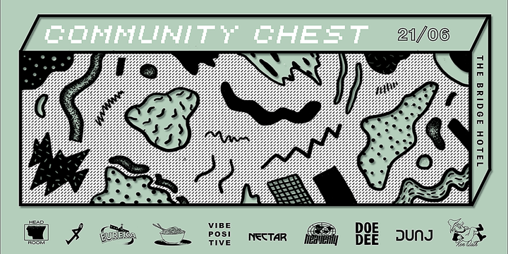 Community Chest 002 Event Banner
