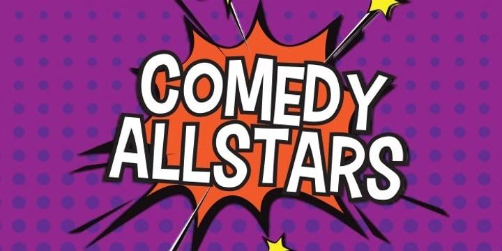 BonkerZ Comedy Allstars Comedy Showdown Event Banner