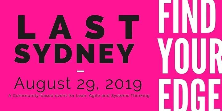 LAST Conference Sydney 2019 Event Banner