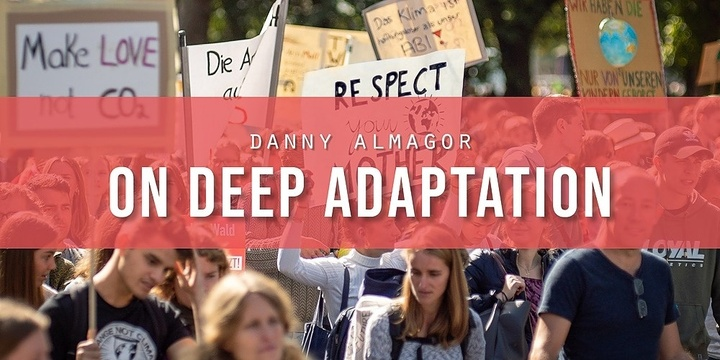 Danny Almagor on Deep Adaptation (Sydney) Event Banner