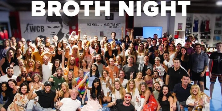 Broth Night Surry Hills Event Banner