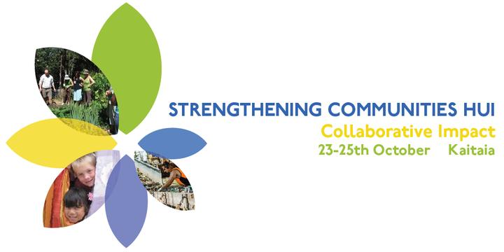 Strengthening Communities Hui Event Banner