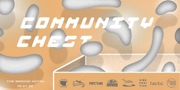 Community Chest 003 Event Banner