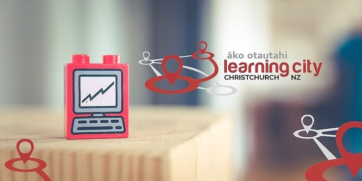 Learning City Christchurch: Microcredentials Information Hui Event Banner