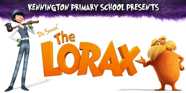 KPS Movie Night: The Lorax Event Banner