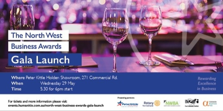 North West Business Awards-Gala Launch Event Banner