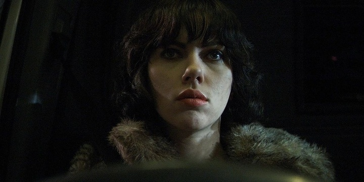 'Under the Skin' film screening  (Stacks & Sleeves: A Post-human Landscape) Event Banner