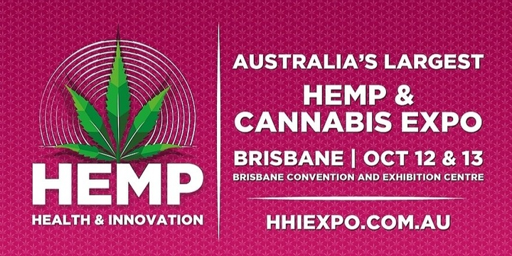 HHI Expo -  Brisbane 2019 Event Banner