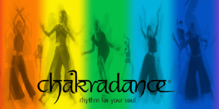 Chakradance with Meagan Waithe Event Banner