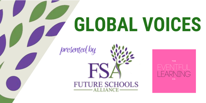 FSA Global Voices // A PBL masterclass with Thom Markham // Melbourne Event Banner