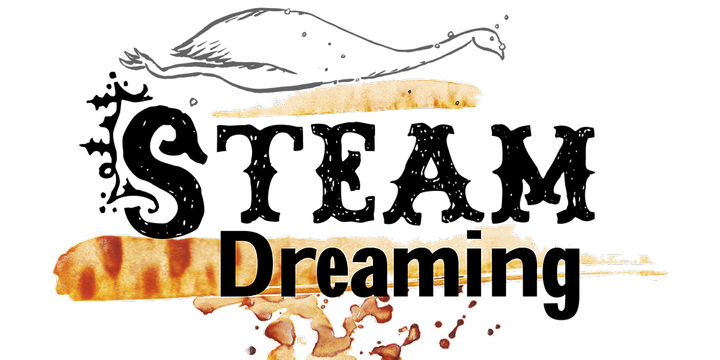STEAM Dreaming Event Banner