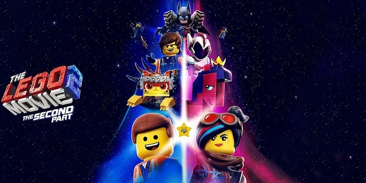 Free Film Screening - The Lego Movie 2: The Second Part (2019) Event Banner