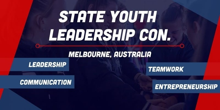 Melbourne Youth Leadership Conference 2020 Event Banner