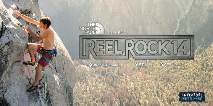 Reel Rock 14 Event Banner