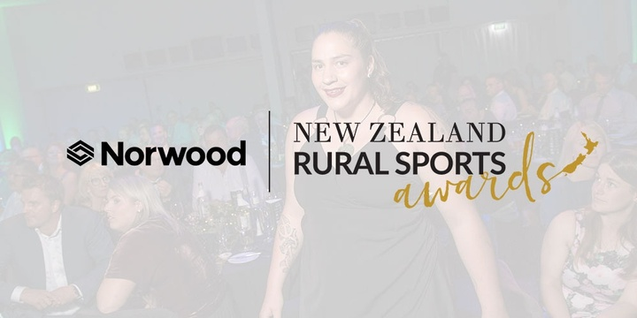 Norwood New Zealand Rural Sports Awards Dinner Tickets Event Banner