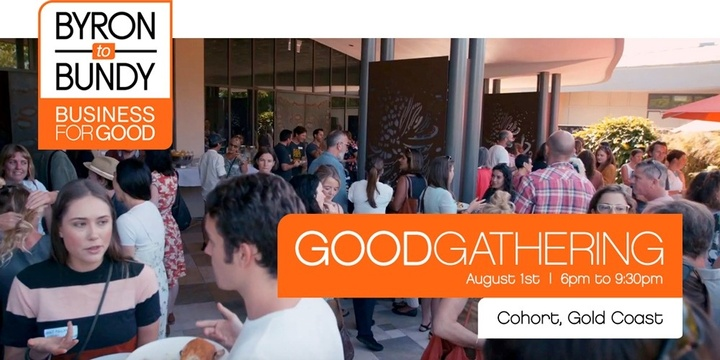 GoodGathering - GC Event Banner