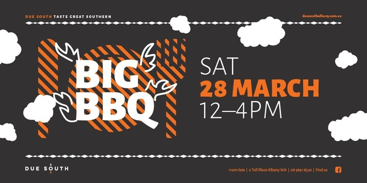 Big BBQ Event Banner