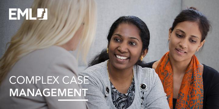 Complex Case Management - Sydney Event Banner