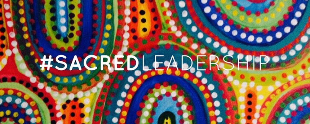 SACRED LEADERSHIP | SYDNEY | 19 JUNE Event Banner