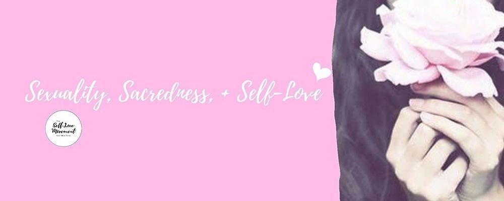 Sexuality, Sacredness & Self-Love // Brisbane Event Banner