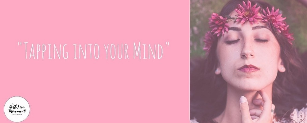 Tapping Into Your Mind // Southern Gold Coast Event Banner