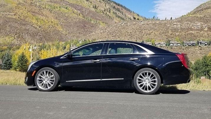 2017 Cadillac Xts Awd