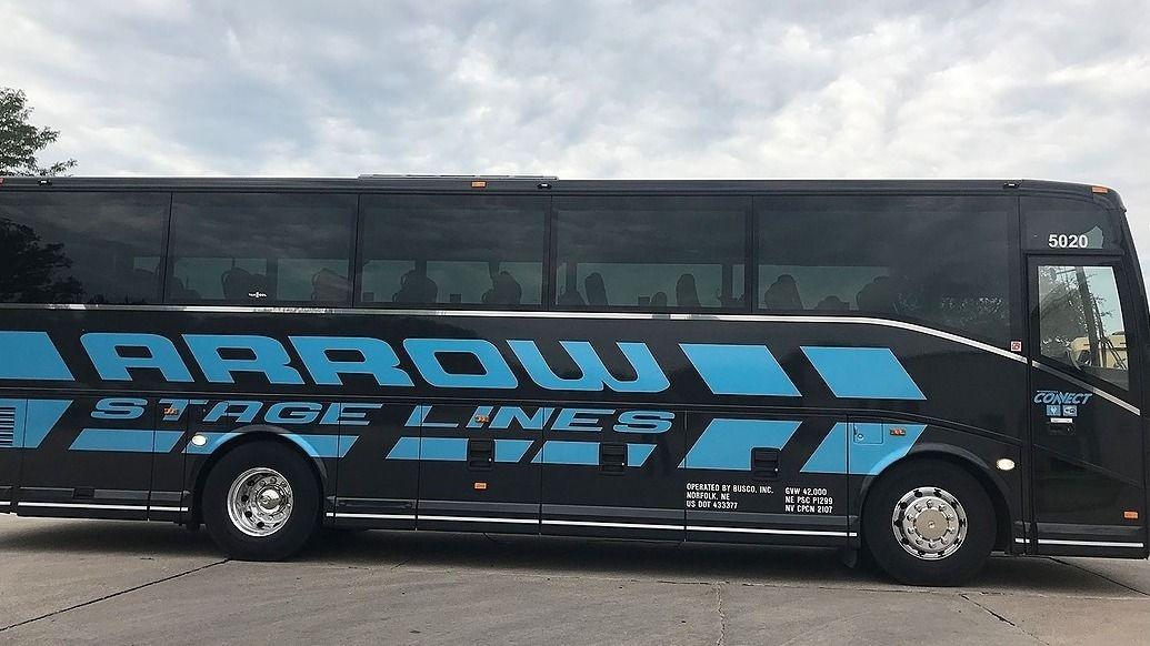 40 Passenger Motorcoach