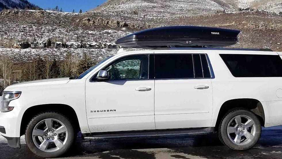 2018 Chevy Suburban Ltz 4X4